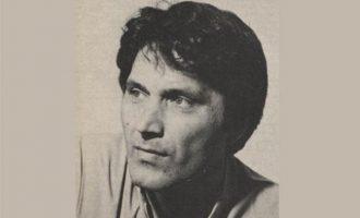 Πέθανε ο ηθοποιός Κώστας Τσαπέκος