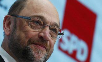 Παραιτήθηκε ο Σουλτς από την αρχηγία των Σοσιαλδημοκρατών