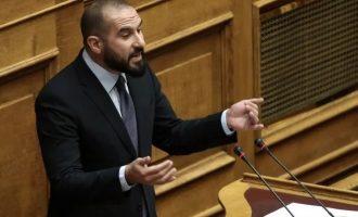Τζανακόπουλος: Μην τολμήσετε να καλύψετε την παρανομία στην ΕΥΠ με τροπολογία