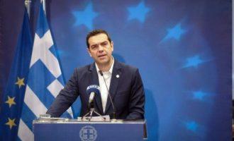 Τσίπρας: «Η Ελλάδα δεν είναι χώρα που μπορεί να παίζει κανείς» – «Δεν φοβάμαι το θερμό επεισόδιο»