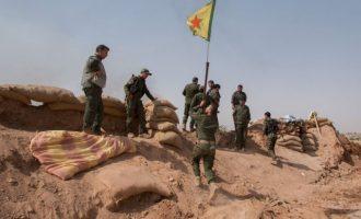 Οι Κούρδοι μάχονται σαν λιοντάρια απέναντι στους Τούρκους εισβολείς και τους μισθοφόρους τους