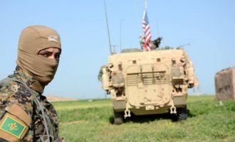 Οι ΗΠΑ πήγαν με τους Κούρδους το 2015 όταν ανακάλυψαν ότι η Τουρκία εξόπλιζε την Αλ Κάιντα