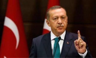 """Ερντογάν: Δεν θα απελάσουμε Ρώσους διπλωμάτες """"βάσει μια εικασίας"""""""