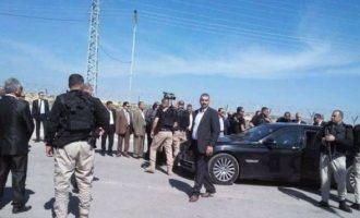 Λωρίδα της Γάζας: Επίθεση στην αυτοκινητοπομπή του Παλαιστίνιου Ραμί Χαμντάλαχ