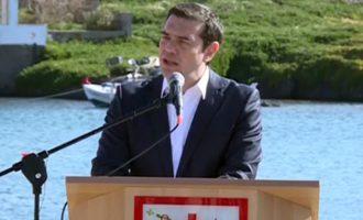 Τσίπρας σε Ερντογάν: «Η Ελλάδα είναι ο εγγυητής της περιοχής – Δεν επιτρέπουμε σε κανέναν να παίζει παιχνίδια»