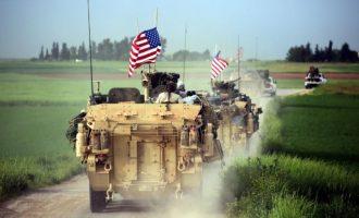 Τελεσίγραφο ΗΠΑ σε Τουρκία: «Δεν φεύγουμε από τη Μανμπίτζ της Συρίας»