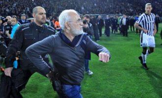 Αναζητείται από τις Αρχές για την ένοπλη εισβολή ο Ιβάν Σαββίδης