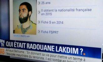 Γαλλία: Ο ισλαμιστής μακελάρης είχε κληθεί από τις αρχές λίγο πριν τις επιθέσεις