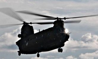 Οι Τούρκοι παρενόχλησαν πολεμικό μας ελικόπτερο που μετέφερε τον Αρχηγό Στρατού