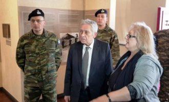 Κουβέλης: Διεκδικούμε επιτάχυνση της διαδικασίας για τους δύο Έλληνες στρατιωτικούς