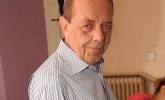 Τι έγραψε ο Αλέξης Τσίπρας για τελευταίο αντίο στον Βασίλη Μουλόπουλο
