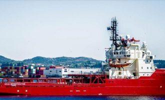 Με κλειστά τα συστήματα αναγνώρισης για 24 ώρες έπλεε ανοιχτά της Τουρκίας το «Ocean Investigator» (βίντεο)