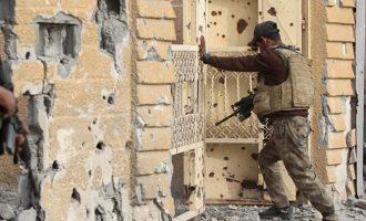 Συνελήφθη «εμίρης» του Ισλαμικού Κράτους που κρυβόταν στη νότια Μοσούλη