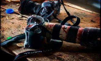Πολεμικός ανταποκριτής σκοτώθηκε στην Ανατολική Γούτα