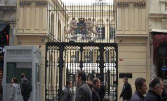 Ολλανδός διπλωμάτης εγκατέλειψε την Τουρκία μετά από κατηγορίες για κατασκοπεία