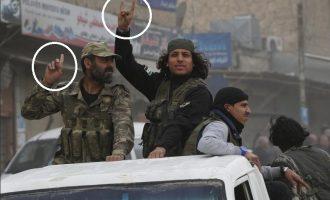 Οι Τούρκοι λένε ότι κατέχουν ολόκληρο τον κουρδικό θύλακα της Εφρίν