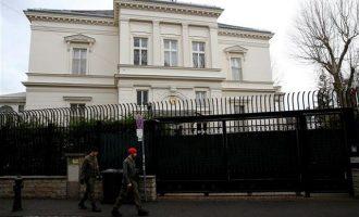 Αυστριακή αξιωματούχος: O 26χρονος που επιτέθηκε στην οικία του Ιρανού πρέσβη είχε σχέσεις με το «πολιτικό Ισλάμ»