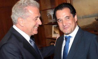 Αρνούνται να καταθέσουν στην Προανακριτική για τη Novartis  Αβραμόπουλος, Άδωνις και Πικραμμένος