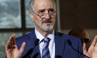 Σύρος Πρέσβης στον ΟΗΕ: Θέλουμε πίσω όλα τα εδάφη που κατέλαβε η Τουρκία στη βορειοδυτική Συρία