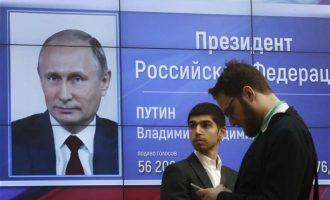 «Σιγή ασυρμάτου»: Κανένας δυτικός ηγέτης δεν έχει τηλεφωνήσει στον Πούτιν