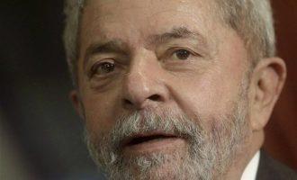 Ο Λούλα ντα Σίλβα καταγγέλει επίθεση κατά της αυτοκινητοπομπής του στη Βραζιλία
