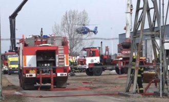 Τουλάχιστον έξι νεκροί από έκρηξη σε χημικό εργοστάσιο στην Τσεχία