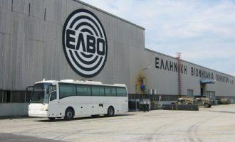 Σπίρτζης: Τα νέα λεωφορεία θα τα κατασκευάσουμε στην ΕΛΒΟ στην Ελλάδα