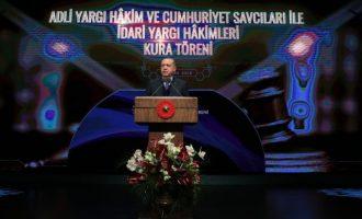 Ερντογάν: Μέσα στο 2018 ξεκινάει η κατασκευή πυρηνικού σταθμού στο Ακούγιου