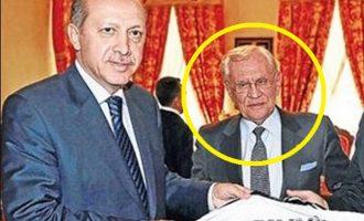 79χρονος «κολλητός» του Ερντογάν αγόρασε το CNN Türk και τη Hürriyet για «πλήρη έλεγχο»