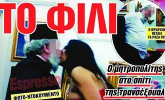 Ιερά Σύνοδος: «Ο ρασοφόρος (με την τρανσέξουαλ) δεν είναι Μητροπολίτης» – Τι εξομολογήθηκε η τρανσέξουαλ