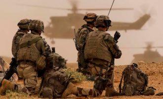 Αναλαμβάνει ο Μακρόν στη βόρεια Συρία – Γαλλικά στρατεύματα στο πλευρό των Κούρδων