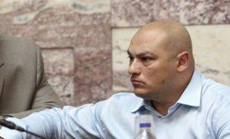 4 μήνες φυλακή στον Γιώργο Γερμενή για την επίθεση στον Καμίνη