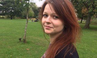 """Η Μόσχα """"βλέπει"""" τη Βρετανία πίσω από την επίθεση στην κόρη του Ρώσου κατασκόπου"""