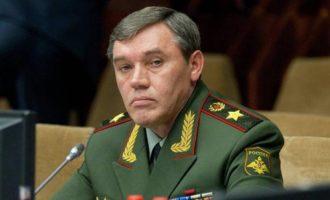 Ρώσος Αρχηγός Ενόπλων Δυνάμεων: Οι ΗΠΑ σχεδιάζουν να βομβαρδίσουν συνοικίες της Δαμασκού