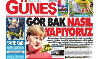 Güneş: Η Γερμανία «τρέμει» το τουρκικό αυτοκίνητο που θα είναι έτοιμο το 2019