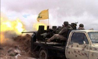 Το Ισλαμικό Κράτος προσπάθησε να σπάσει τις γραμμές του συριακού στρατού στην Αλ Μαγιαντίν