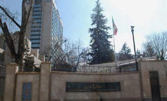 Συνελήφθη 47χρονος για την επίθεση στην ιρανική πρεσβεία στο Ψυχικό