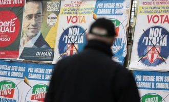Μπάχαλο στην Ιταλία: Τα κόμματα δεν τα βρίσκουν για τον σχηματισμό κυβέρνησης