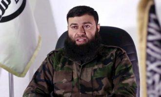 Η Τζαΐς Αλ Ισλάμ θα πολεμήσει μέχρι τέλους τη συριακή κυβέρνηση στην Ανατολική Γούτα