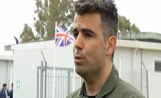 Έλληνας Σμηναγός ο κορυφαίος πιλότος του ΝΑΤΟ