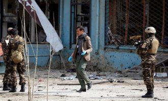 Το Ισλαμικό Κράτος ανέλαβε την ευθύνη για το χτύπημα  σε σιιτική συνοικία της Καμπούλ