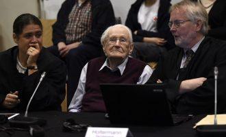 Πέθανε ο λογιστής του Άουσβιτς – Έπαιξε καθοριστικό ρόλο στη θανάτωση 300.000 ανθρώπων