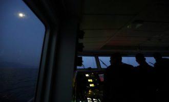 Σκάφος του Λιμενικού άνοιξε πυρ προς τουρκικό πλοίο λίγα 24ωρα πριν τον εμβολισμό του «Γαύδος»