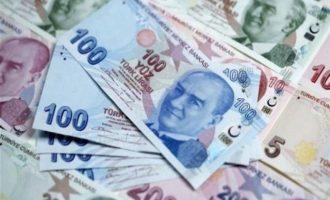Τα… Erdoganomics φουσκώνουν το έλλειμμα της Τουρκίας