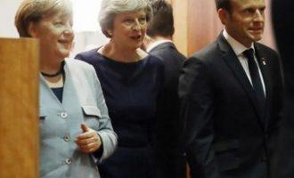 Μέρκελ: Ανοιχτό το ενδεχόμενο για επιπρόσθετα μέτρα στη Ρωσία για την επίθεση στο Σάλσμπερι