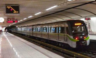 Ποιους σταθμούς Μετρό έκλεισε εκτάκτως η αστυνομία