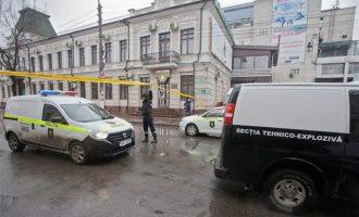 Έκρηξη με δύο νεκρούς σε κατάστημα στο Τσίσιναου της Μολδαβίας