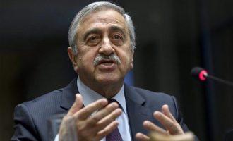 Προκλητικός ο Ακιντζί: Οι Ελληνοκύπριοι να εγκαταλείψουν τον μαξιμαλισμό