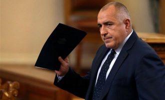 """""""Ο Μπόικο Μπορίσοφ προτιμάει τους «σκληρούς» πολιτικούς τύπου Ερντογάν και Πούτιν"""""""