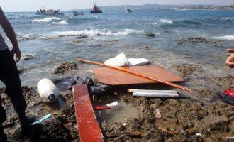 Τραγωδία στο Αγαθονήσι – Πνίγηκαν 16 πρόσφυγες εκ των οποίων έξι ανήλικα παιδιά και ένα βρέφος